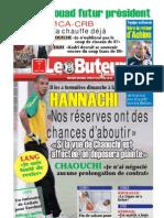 LE BUTEUR PDF du 07/04/2009