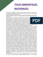 Act. 1 Politicas Ambientales