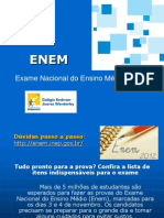 AULÃO ENEM 2012