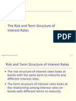 06.the Risk and Term Structure of Interest Rates