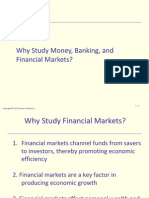 01.Why Study Money, Banking, And Financial Markets
