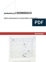 Modelo dionisíaco