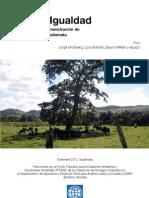 Tierra e Igualdad_2012_Peten, Guatemala, Compactado
