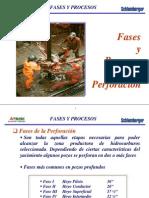 Fases y Procesos de la Perforación