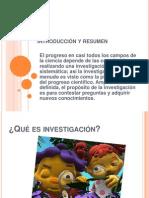 Diapositiva de Imvestigacion Cientifica