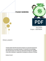 Mortgage Banking