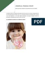 Diabetis y Obesidad infantil.docx