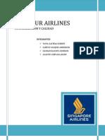 Respuestas Caso Singapure Airlines
