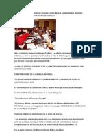 VIOLACIONES CONSTITUCIONALES Y LEGALES QUE CONTIENE LA ORDENANZA TARIFARIA EMITIDA POR EL CONCEJO MUNICIPAL DE GRANADA.docx