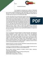 Descripción del Proyecto MCC TIENDAS