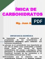 QUIMICA CARBOHIDRATOS-presentacion