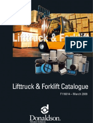 Engine Catalog Filter Donalson   Diesel Engine   Exhaust Gas