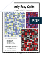 Wickedly Easy Quilts Patterns