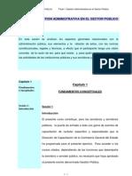 Titulo 1 - Administracion Publica