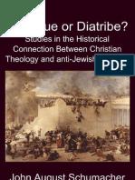 Dialogue or Diatribe