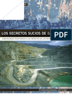 Las Comunidades Responden a Las Mineras