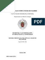 T - Ángel del Río Alda - Escritura y alfabetización - su impacto en la antigüedad.pdf