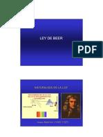 Ley Lamber y Ber
