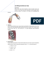 Aplikasi Logam Dalam Bidang Kedokteran Gigi