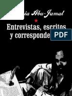 Mumia Abu Jamal - Entrevistas Escritos y Correspondencia