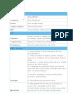 Grupo Bimbo Swot PDF
