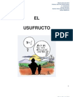 El Usufructo