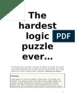 27445998 the Hardest Logic Puzzle Ever