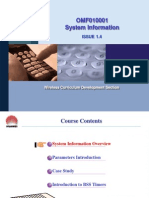 OMF010001 System Information ISSUE1.4.ppt