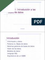 Tema 1 Introducción
