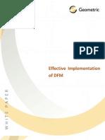 Effective Implementation of DFM.pdf