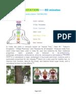 The Tree Meditation