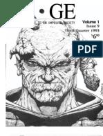 Shadowrun 1st - Ka-Ge Vol 1-9