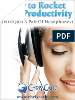 How to Succeed With Brainwave Entrainment