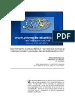 (1) Atlantida, Un Proyecto de Innovacion Democratica
