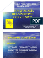 Fisiopatologia del Sindrome Convulsivo