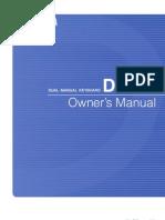 Electone D-Deck Owner's Manual