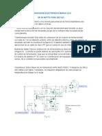 Balastro eléctronico Ulix 36W