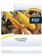 Daily Agri Report9 May 2013
