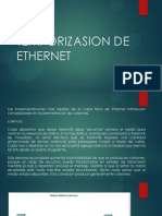 Temporizasion de Ethernet
