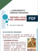 Historia y Evolucion Del Urbanismo