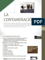 Contaminacion Geeral