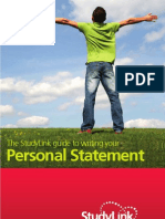 Study Link Personal Statement