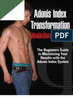 Adonis Index 101 2nd
