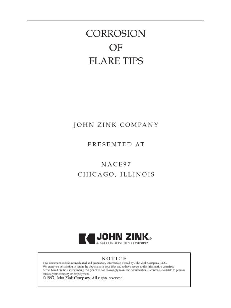 John zink company llc