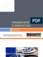 Transporte de Commodities