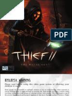 Thief 2 the Metal Age Manual