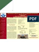 ICTFA 2013 Brochure