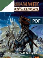 Regiments of Renown