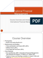 international financial ppt ppresentation
