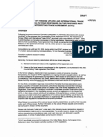 Canadian ACTA Consultation Report